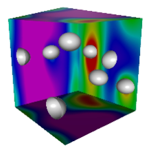 Direct numerical simulation of bubbly flows : coupling with scalar transport and turbulence