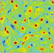 Depletion of nonlinearity in two-dimensional turbulence